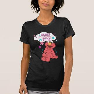 Camiseta Elmo | um sorriso está sempre no estilo