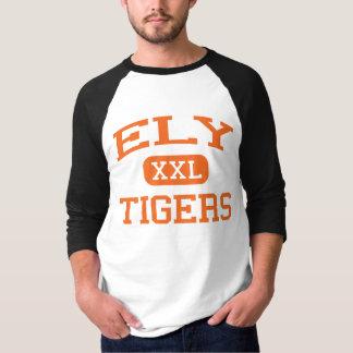 Camiseta Ely - tigres - segundo grau - praia Florida da