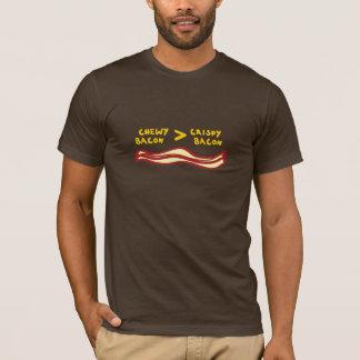 Camiseta Em borracha é melhor