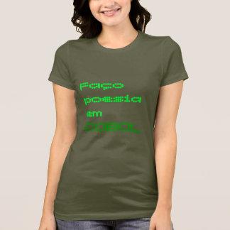 Camiseta Em COBOL do poesia de Faço