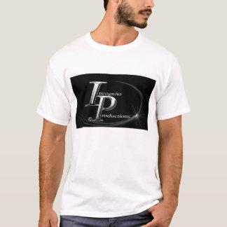Camiseta Em incógnito Promo das produções