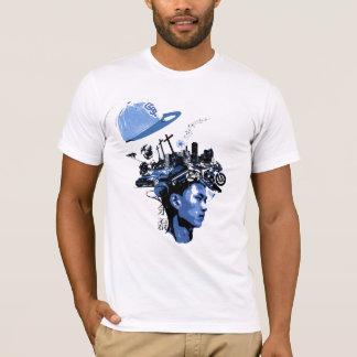 Camiseta em meu mind*