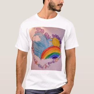 Camiseta Em meu mundo