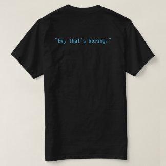 Camiseta Em nenhuma parte T da bandeira da montanha!