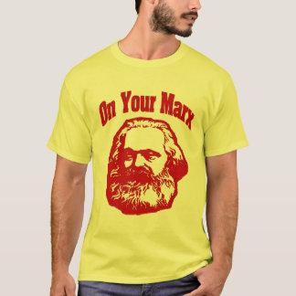 Camiseta Em seu Marx