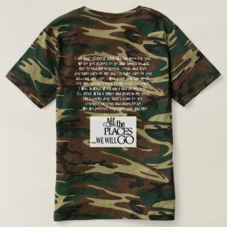 Camiseta Em seu serviço