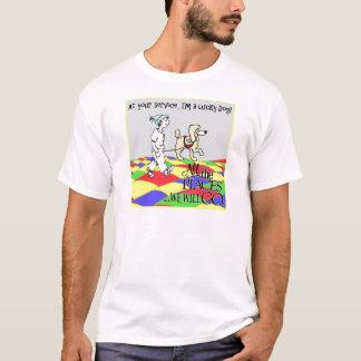 Camiseta Em sua cópia do serviço C&B