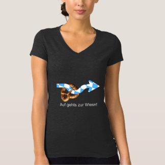 Camiseta Em vai à Wiesn