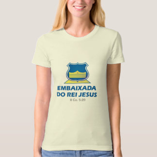 Camiseta Embaixada do Reino