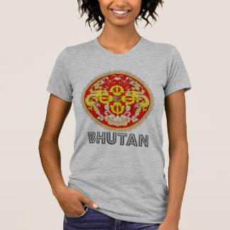 Camiseta Emblema butanês