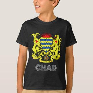 Camiseta Emblema chadiano