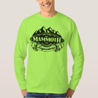 Camiseta Emblema de Mammoth Mountain