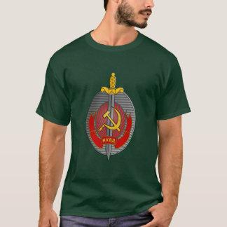 Camiseta Emblema de NKVD