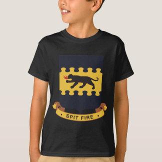 Camiseta Emblema dos aviadores de Tuskegee