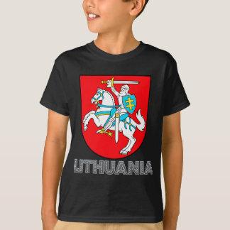 Camiseta Emblema lituano