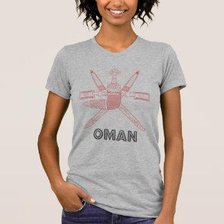Camiseta Emblema omanense