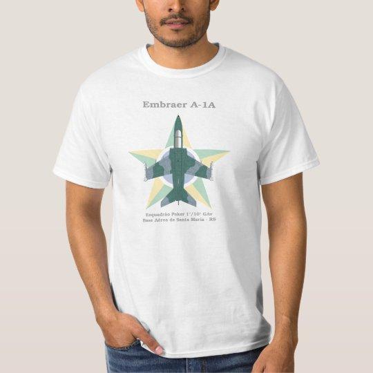 Camiseta Embraer A-1 (AMX) da Força Aérea Brasileira