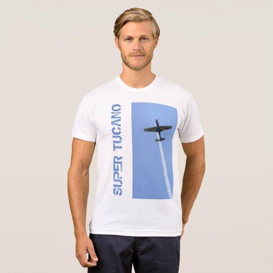 Camiseta Embraer Super Tucano - Esquadrilha da Fumaça