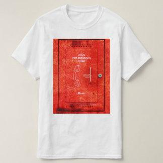 Camiseta Emergência do fogo