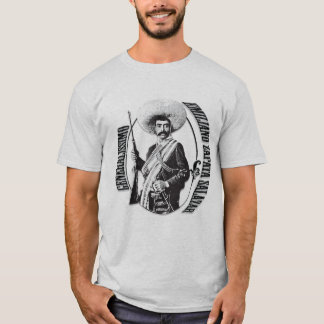Camiseta Emiliano Zapata Salazar