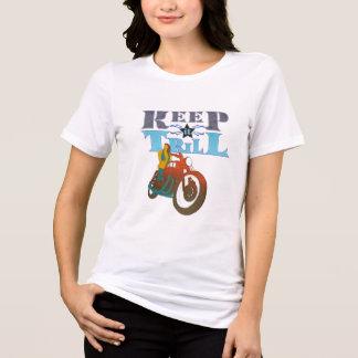 Camiseta emoção do ciclo