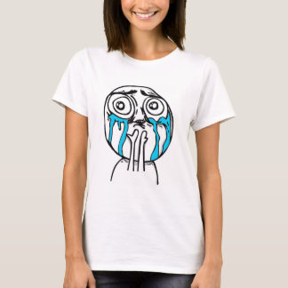 Camiseta Emocionado
