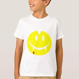 Camiseta emoji dracula do vampiro
