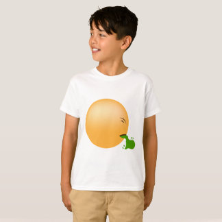 Camiseta Emoji Puking