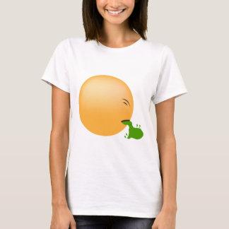 Camiseta Emoji Puking