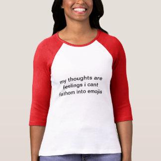 Camiseta Emojinal
