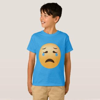 Camiseta Emojis triste