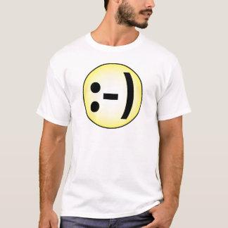 Camiseta Emoticon do smiley