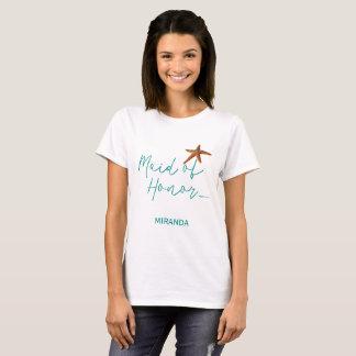 Camiseta Empregada doméstica ou honra do casamento da