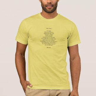 Camiseta Empregado de bar