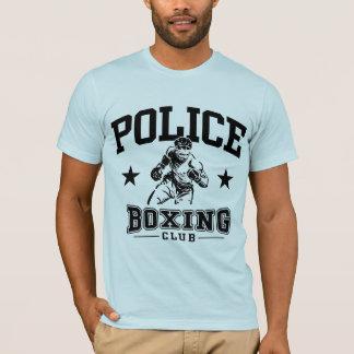 Camiseta Encaixotamento da polícia