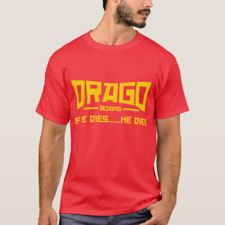 Camiseta Encaixotamento de Drago