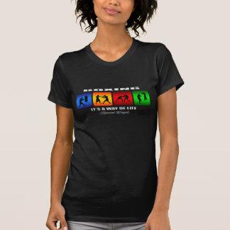 Camiseta Encaixotamento legal é um modo de vida