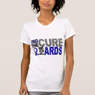 Camiseta Encontre a cura ARDS