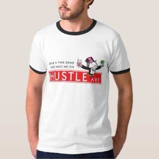 Camiseta Encontre-me na avenida da convicção