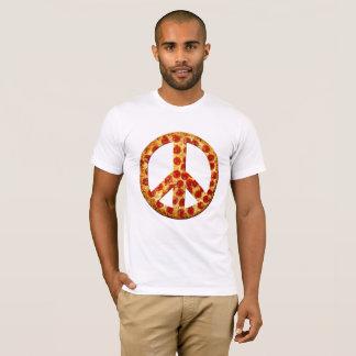 Camiseta Encontre sua pizza interna
