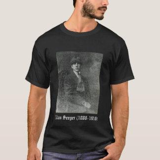 Camiseta Encontro de Alan Seeger com morte 1