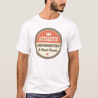 Camiseta Endodontist autêntico um clássico real