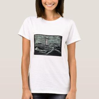 Camiseta Endvard Munch a costa Mystical