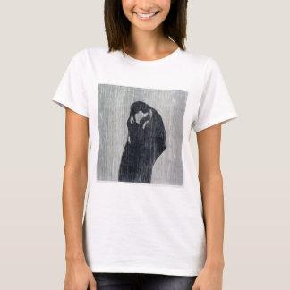 Camiseta Endvard Munch o beijo IV