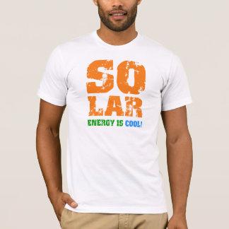 Camiseta Energia solar legal