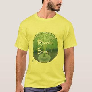 Camiseta Energias solares
