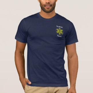Camiseta Enfermeira de estudante… você mais ou menos é