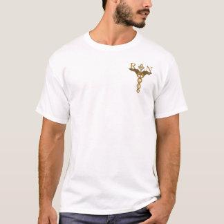 Camiseta Enfermeira diplomada maçónica