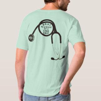 Camiseta Enfermeira masculina