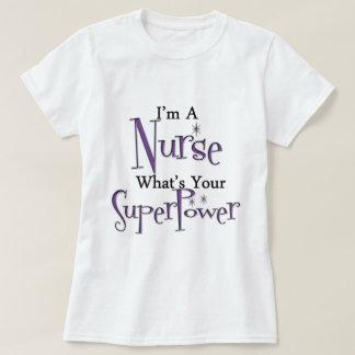 Camiseta Enfermeira super